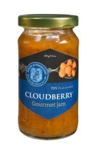 Cloudberry-jam-multebær-arktisk-tromsø